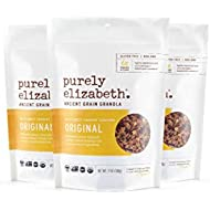 purely elizabeth Ancient Grain Granola, Original, 3 Count