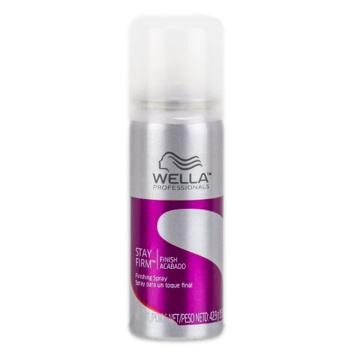 Wella Stay Firm Finishing Spray, 1.51 Ounce