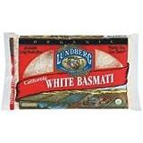 Lundberg Farms Organic White California Basmati Rice, 2 Pound - 6 per case.