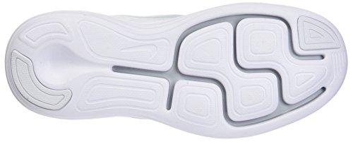 Nike Vrouwen Loopschoenen Lunarconverge Wit (wit / Zuiver Platina-wolf Grijs)