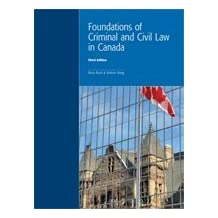 Foundations of Criminal and Civil Law in Canada