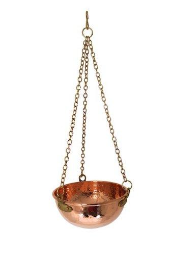 CopperGarden®' hängende Kupferschale, 1 Liter