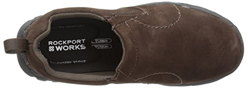 Rockport Mens Trail Technique Rk6673 Industrial and Construction Shoe Brown