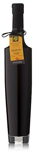 Ginger Balsamic Vinegar - Blackberry Ginger Balsamic Vinegar 11.8 Fl Oz. (101004)