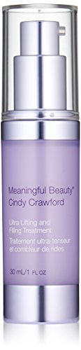 Meaningful Beauty by Cindy Crawford – Ultra Lifting and Filing Treatment – Melon Extract Day Serum – Protects Skin Against Premature Aging – 1 Fluid Ounce – MT.0354