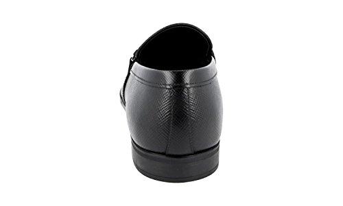 Prada Mens 2DE089 Saffiano Leather Loafers 1zfy6IP