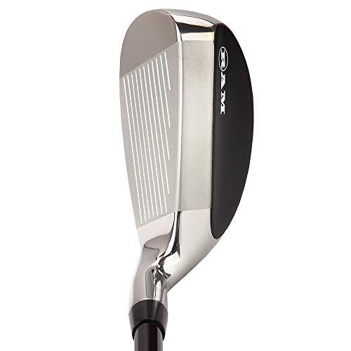 Ram Golf Laser Graphite Hybrid Irons Set 4-PW (7 Clubs) - Mens Right Hand - Regular Flex