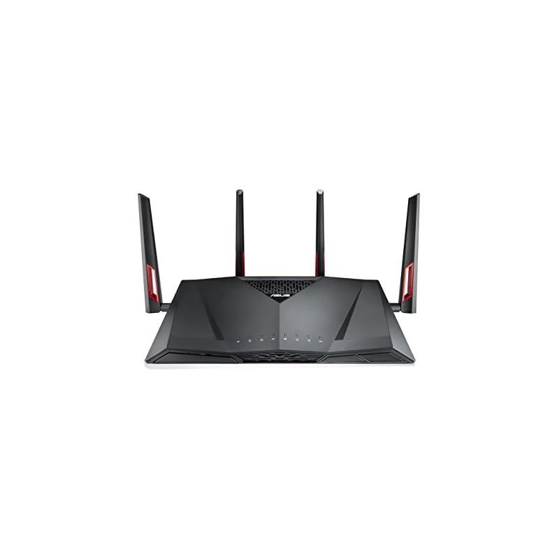 ASUS Dual-Band Gigabit WiFi Gaming Route