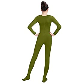 - 31 r80n6TML - Womens Lycra Spandex One Piece Unitard Full Bodysuit Zentai Suit Costume