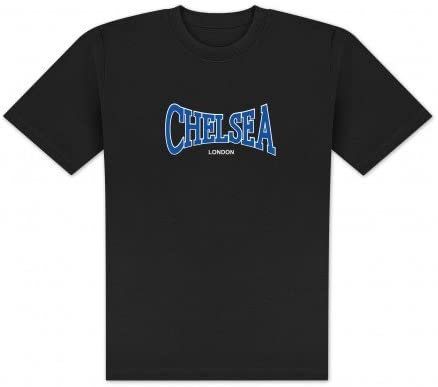World of Football T-Shirt Chelsea Lons 2c