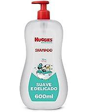Shampoo Infantil Huggies Extra Suave - 600ml