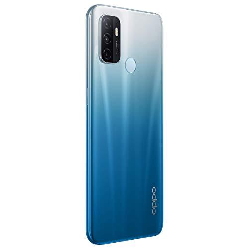 OPPOA53(Fancy Blue, 4GB RAM, 64GB Storage) Discounts Junction
