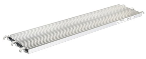 Werner 5607-19 75-Pounch per Square-Feet Duty Rating 2-Piece Extruded Aluma-Board, 19-Inch Wide by 7-Feet Long
