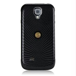 Magnetyze Wireless Protective Case and Cable for the Galaxy S4 - Textured Black