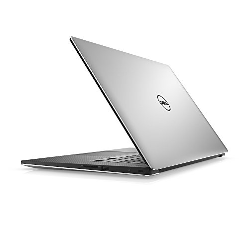 "Dell XPS9560-7001SLV-PUS 15.6"" Ultra Thin Laptop, 7th Gen Core i7 (up to 3.8 GHz), 16GB, 512GB SSD, Nvidia Gaming GPU GTX 1050, Aluminum Chassis"
