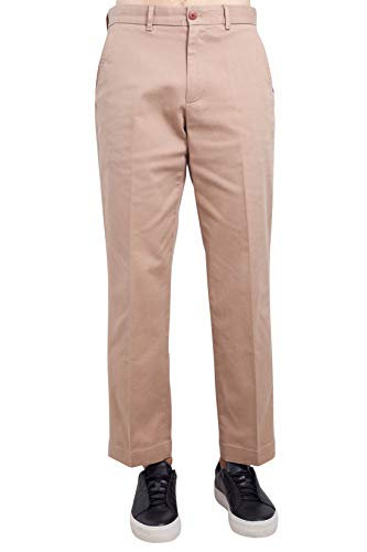 Beige Tommy Jeans Cotone Chino Uomo In wfURW