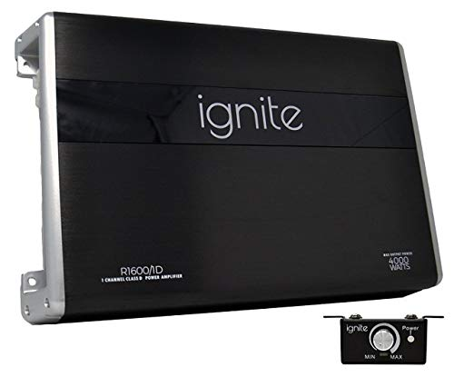 Ignite Audio Mono Block Class D Car