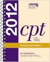 CPT 2012 (Current Procedural Terminology (CPT) Professional