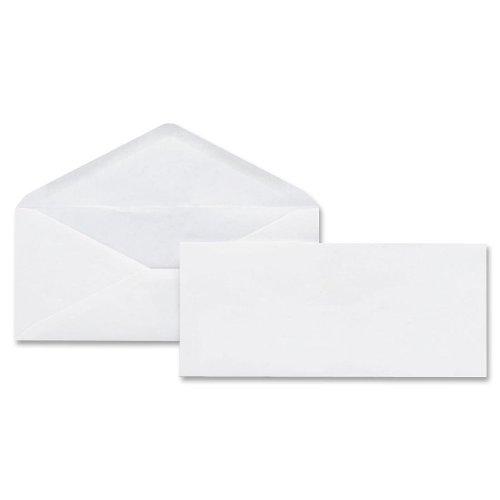 Quality Park #9 Business Envelopes, 3.875 x 8.875  (90090)