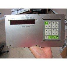 HITACHI SEIKI VA-40 CNC MILL NUMERICAL KEY PANEL 2673-48-210-00 & HMK-8894-02
