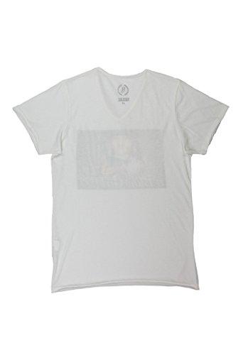 Boom Bap T-Shirt Men - BLOWGIRL - White