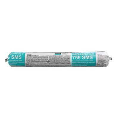 Dow Corning 756 SMS Building Sealant Sausage (White) - 6 Pack