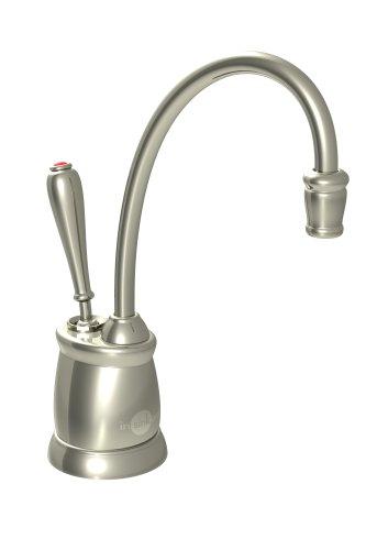 InSinkErator F-GN2215PN Indulge Tuscan Hot Water Dispenser, Polished Nickel