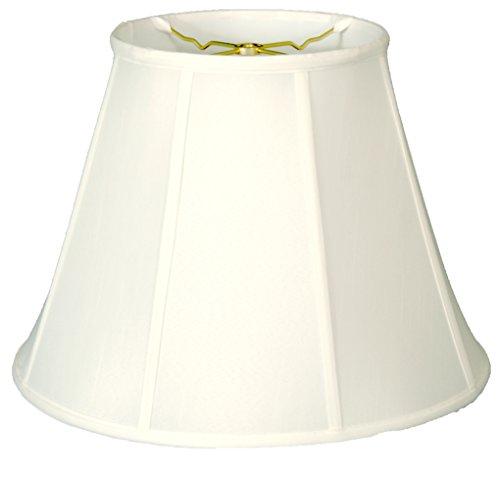 Royal Designs Deep Empire Lamp Shade - White - 8 x 14 x 11 by Royal Designs, Inc