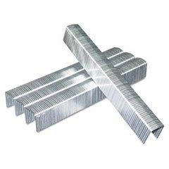 -- Half Strip B8 Staples, 130 Sheet Cap, 1/2 Inch Leg Length, 1,000/Box