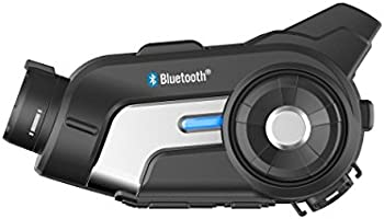 Sena 10C-01 Sistema de Cámara y Comunicación Bluetooth para Motocicletas
