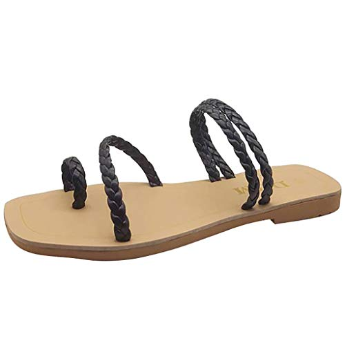 25' Arch Top - ONLY TOP Women's flip Flops Sandals Arch Support Comfortable Walking Summer Water Beach Slipper Black