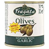 Fragata Spanish Olives Stuffed With Garlic 200G
