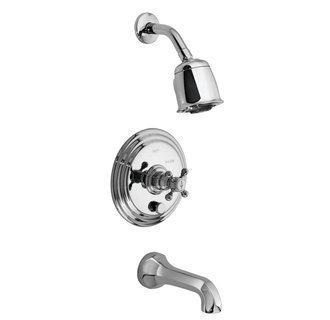 Newport Brass 3-922BP/15S 920 Series Pressure Balance Tub/Shower Trim, Satin Nickel by Newport Brass - 922 Tub