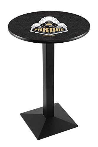 Holland Bar Stool L217B Purdue Officially Licensed Pub Table, 28