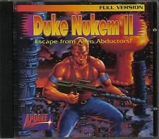 Duke Nukem II Escape Abductors PC