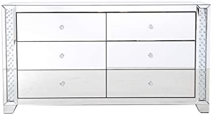 Elegant Decor 60 Bedroom Dresser