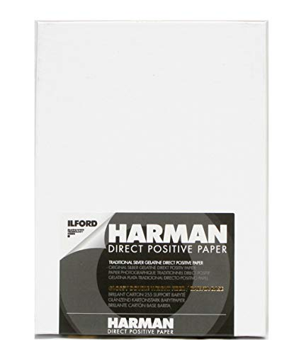 Ilford Paper–Direct Positive, Base