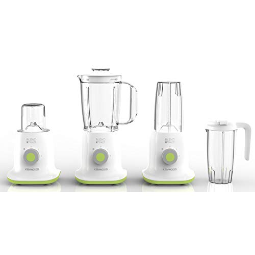 Kenwood Blend-XTRACT 3-in-1 BL237WG Blender - White & Green