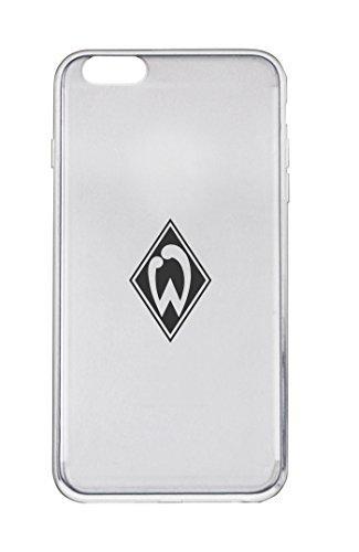 Werder Bremen Pro Case iPhone 6/6S transparent (PC/TPU)