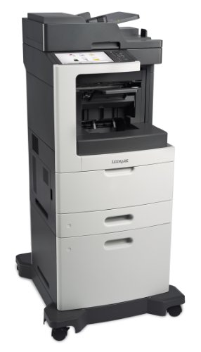 Lexmark MX810DXE Monochrome Printer with Scanner, Copier and Fax - 24T7415 ()