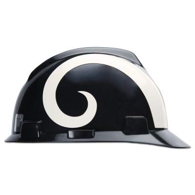 (NFL Hard Hat, St. Louis Rams, Gold/Blue)