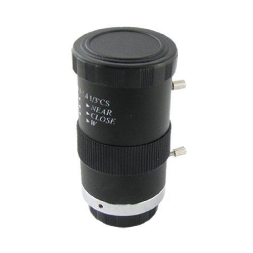 DealMux 6-15mm 1/3 F1.4 CS Mount Varifocal CCTV Manual Lens ()