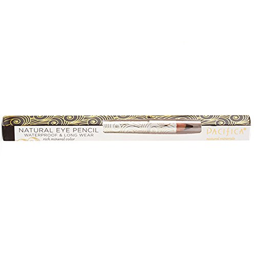 Pacifica, Natural Eye Pencil, Fringe, 0.10 oz (2.8 g) - 2pc
