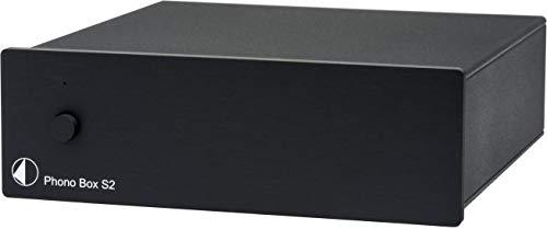 (Pro-Ject Phono Box S2 Phono Preamplifier - Silver)