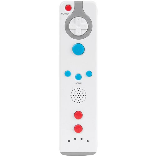 (dreamGEAR Nintendo Wii Action Remote Controller Plus (white))