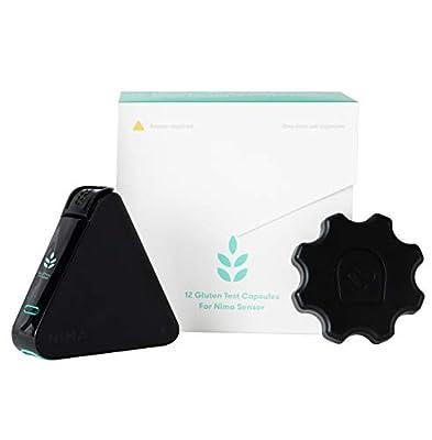 Nima Starter Kit, Gluten Sensor with Test Capsule