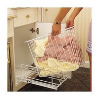 wire basket pullout - 5