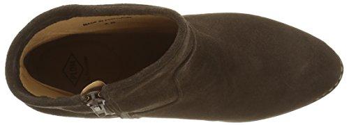 PLDM by Palladium Women's Onside Sud Ankle Boots Brown (976 Ebony) kIdbCJ2