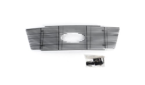 Putco 71142 Shadow Honeycomb Pattern Mirror Polished Aluminum Grille