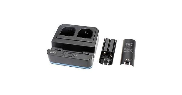 CL - PEGA Cargador 3-en-1 controlador de Nintendo Wii U ...